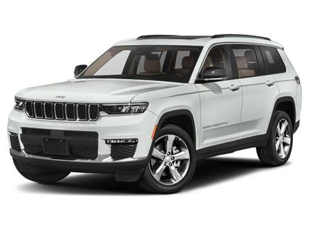 2021 Jeep Grand Cherokee L Limited (Stk: GC2151) in Red Deer - Image 1 of 9