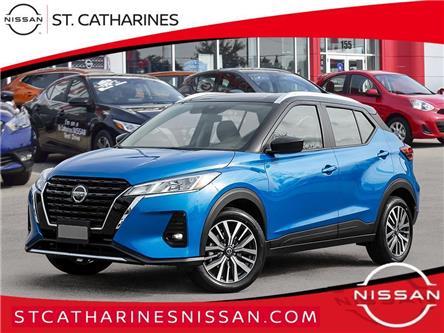 2021 Nissan Kicks SV (Stk: KI21092) in St. Catharines - Image 1 of 23