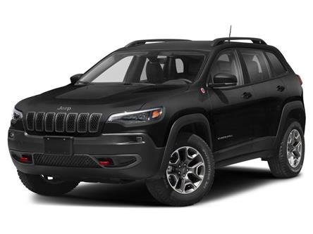2021 Jeep Cherokee Trailhawk (Stk: M216804) in Surrey - Image 1 of 9