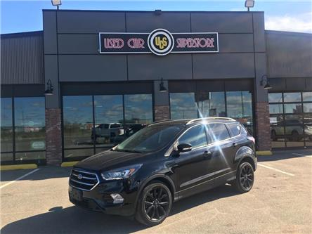 2017 Ford Escape Titanium (Stk: UC4216'A') in Thunder Bay - Image 1 of 17