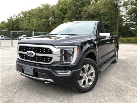 2021 Ford F-150 Platinum (Stk: FP21612) in Barrie - Image 1 of 25