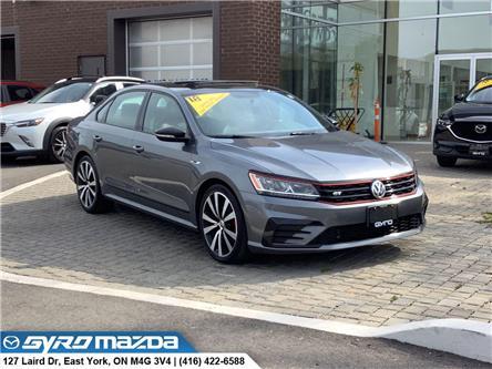 2018 Volkswagen Passat 3.6L VR6 GT (Stk: 31365A) in East York - Image 1 of 30