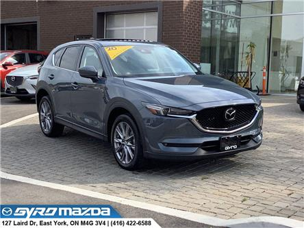 2020 Mazda CX-5 GT (Stk: 31466A) in East York - Image 1 of 30