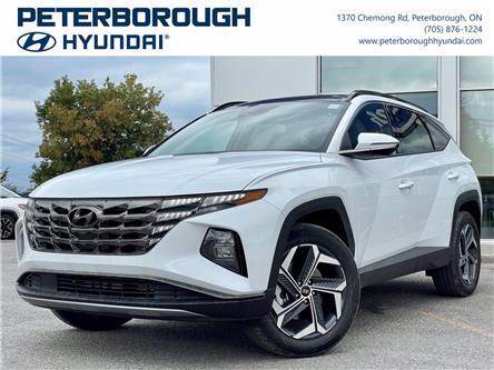 2022 Hyundai Tucson Hybrid Luxury (Stk: H13135) in Peterborough - Image 1 of 30