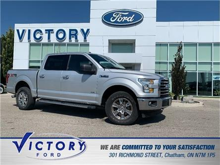 2017 Ford F-150  (Stk: V20284A) in Chatham - Image 1 of 23