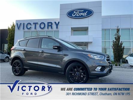 2019 Ford Escape Titanium (Stk: V20462A) in Chatham - Image 1 of 23