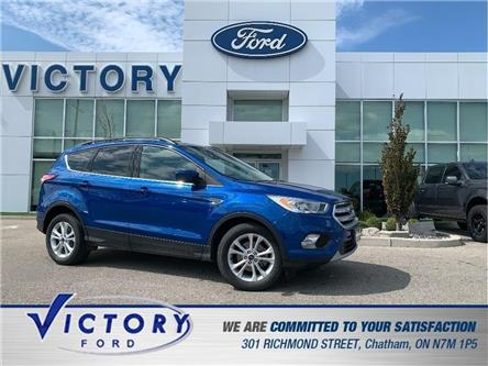 2018 Ford Escape SEL (Stk: V20507A) in Chatham - Image 1 of 25