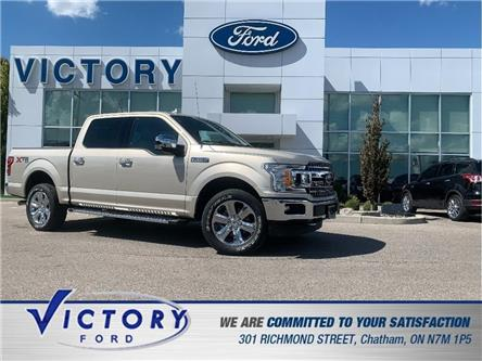 2018 Ford F-150 XLT (Stk: V20490A) in Chatham - Image 1 of 22