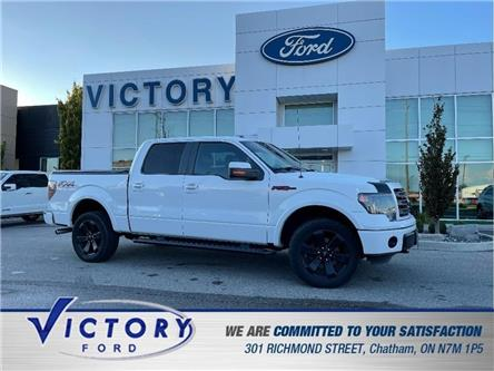 2014 Ford F-150  (Stk: V20190A) in Chatham - Image 1 of 21