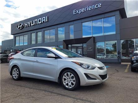 2014 Hyundai Elantra GL (Stk: N1484TA) in Charlottetown - Image 1 of 16