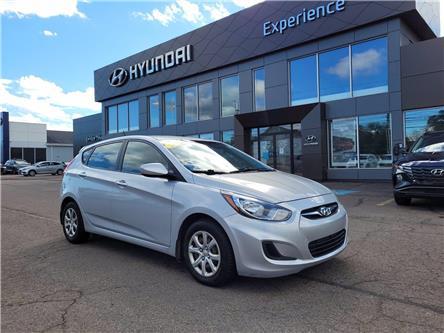 2014 Hyundai Accent GL (Stk: N1578TA) in Charlottetown - Image 1 of 9