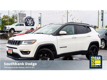 2020 Jeep Compass North (Stk: 923313) in OTTAWA - Image 1 of 21