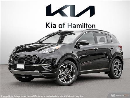 2022 Kia Sportage SX (Stk: SP22035) in Hamilton - Image 1 of 23