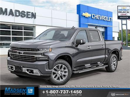 2021 Chevrolet Silverado 1500 High Country (Stk: 21292) in Sioux Lookout - Image 1 of 22