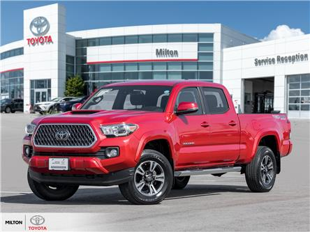2019 Toyota Tacoma TRD Sport (Stk: 045645A) in Milton - Image 1 of 22