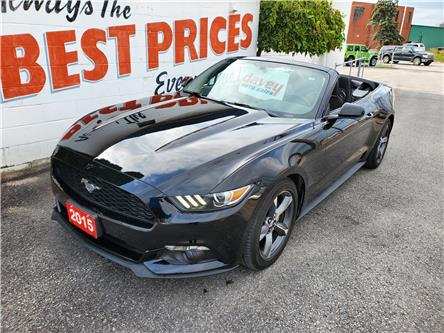 2015 Ford Mustang V6 (Stk: 21-453) in Oshawa - Image 1 of 12