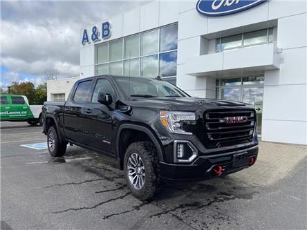 2021 GMC Sierra 1500 AT4 (Stk: A6263A) in Perth - Image 1 of 18