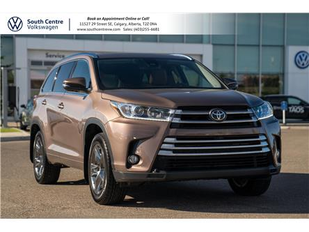 2017 Toyota Highlander Limited (Stk: 10406A) in Calgary - Image 1 of 43