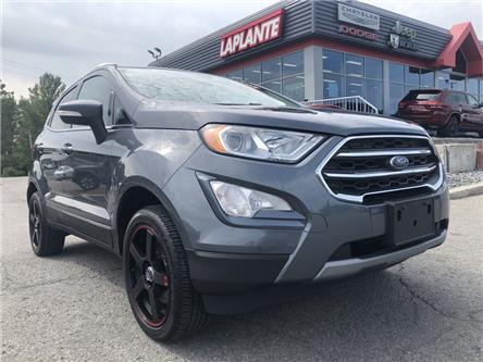 2019 Ford EcoSport Titanium (Stk: 21194A) in Embrun - Image 1 of 22