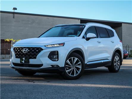 2019 Hyundai Santa Fe  (Stk: S22162A) in Ottawa - Image 1 of 8