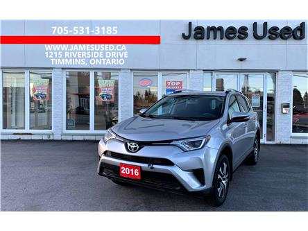 2016 Toyota RAV4 LE (Stk: P03023) in Timmins - Image 1 of 11
