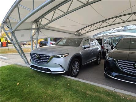 2021 Mazda CX-9 Signature (Stk: N7011) in Calgary - Image 1 of 5