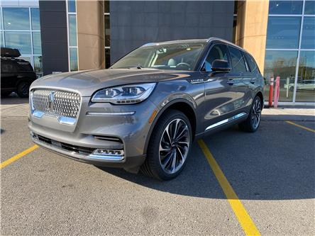 2021 Lincoln Aviator Reserve (Stk: M-1269) in Calgary - Image 1 of 8