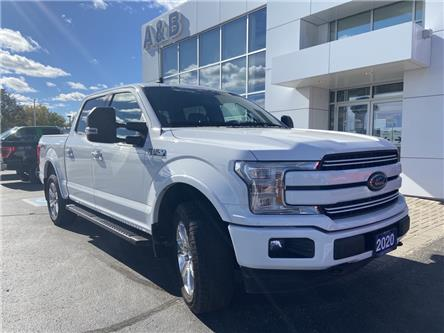 2020 Ford F-150 Lariat (Stk: A6169) in Perth - Image 1 of 21