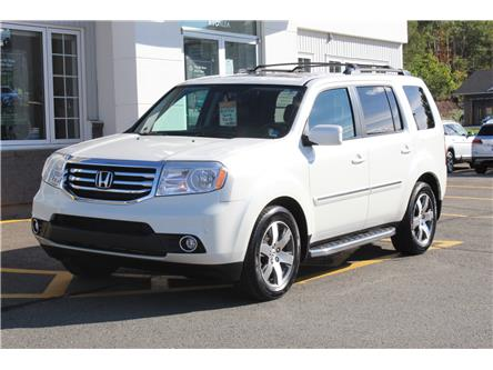 2014 Honda Pilot Touring (Stk: P21-56A) in Fredericton - Image 1 of 30