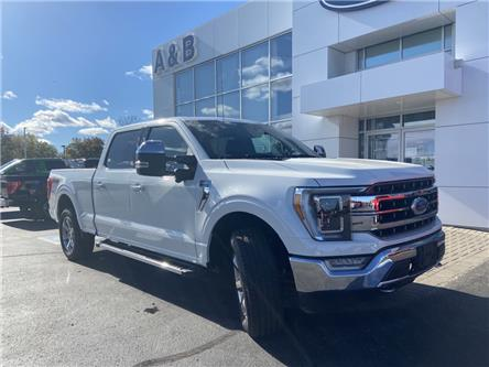 2021 Ford F-150 Lariat (Stk: A6266) in Perth - Image 1 of 21