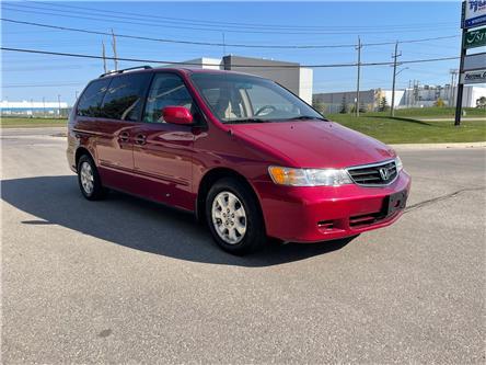 2003 Honda Odyssey EX (Stk: 10392.0) in Winnipeg - Image 1 of 16