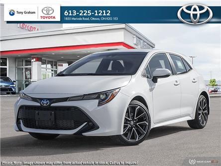 2022 Toyota Corolla Hatchback Base (Stk: 60939) in Ottawa - Image 1 of 23