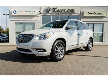 2017 Buick Enclave Leather (Stk: 2103841) in Regina - Image 1 of 34