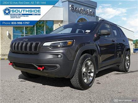 2019 Jeep Cherokee Trailhawk (Stk: GC2170A) in Red Deer - Image 1 of 25