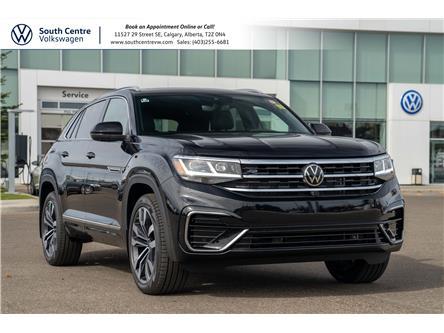 2021 Volkswagen Atlas Cross Sport 3.6 FSI Execline (Stk: 10430) in Calgary - Image 1 of 47