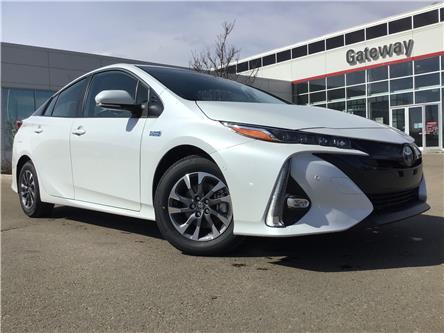 2022 Toyota Prius Prime Upgrade (Stk: ORDER11097359) in Edmonton - Image 1 of 39
