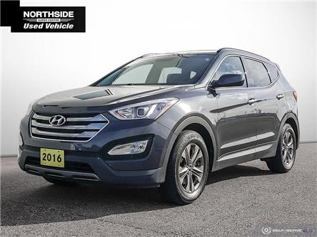 2016 Hyundai Santa Fe Sport 2.0T Premium (Stk: T21290A) in Sault Ste. Marie - Image 1 of 29