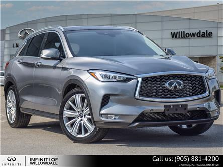 2020 Infiniti QX50 ProASSIST (Stk: H9806A) in Thornhill - Image 1 of 54