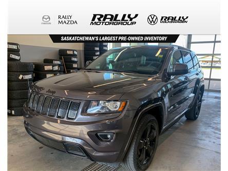 2015 Jeep Grand Cherokee Laredo (Stk: 21134A) in Prince Albert - Image 1 of 10