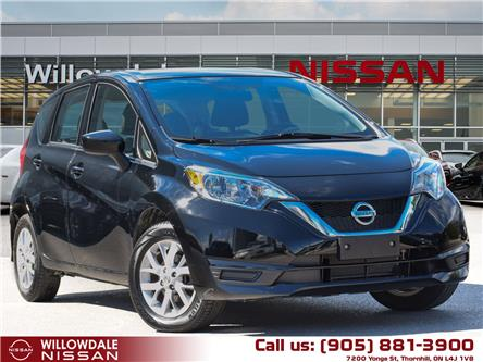 2018 Nissan Versa Note 1.6 SV (Stk: N2351A) in Thornhill - Image 1 of 26