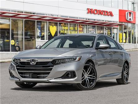 2021 Honda Accord Touring 2.0T (Stk: 6M09270) in Vancouver - Image 1 of 23