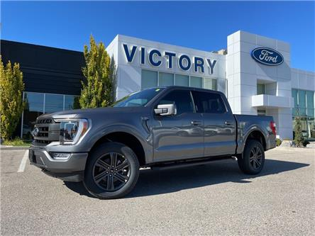 2021 Ford F-150 Lariat (Stk: VFF20571) in Chatham - Image 1 of 22