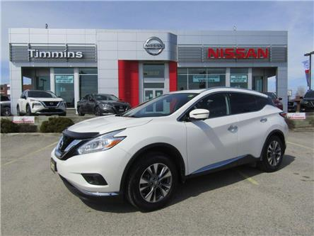 2017 Nissan Murano  (Stk: L306A) in Timmins - Image 1 of 19