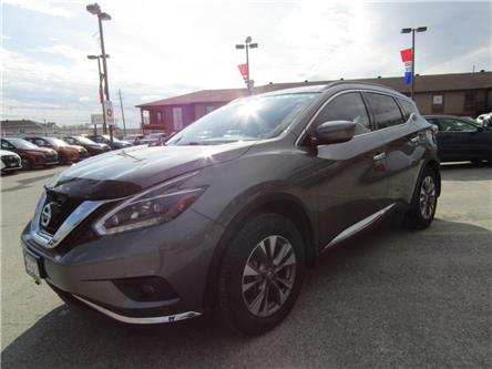 2018 Nissan Murano  (Stk: L292A) in Timmins - Image 1 of 18