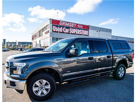 2016 Ford F-150 XLT 4X4   Backup Cam   Bluetooth   Matching Cabin (Stk: U2082) in Grimsby - Image 1 of 16