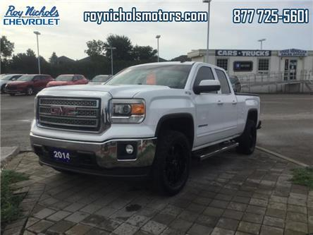 2014 GMC Sierra 1500 SLE (Stk: X403A) in Courtice - Image 1 of 15
