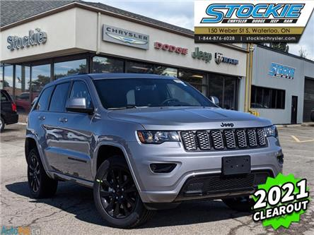 2021 Jeep Grand Cherokee Laredo (Stk: 36065) in Waterloo - Image 1 of 15