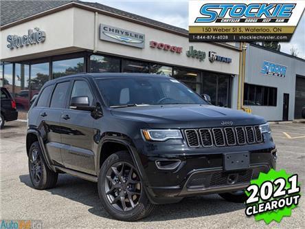 2021 Jeep Grand Cherokee Limited (Stk: 36125) in Waterloo - Image 1 of 15