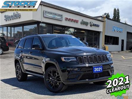2021 Jeep Grand Cherokee Limited (Stk: 36438) in Waterloo - Image 1 of 16