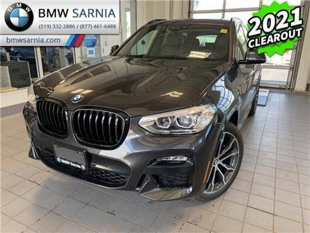 2021 BMW X3 xDrive30i (Stk: BF2155) in Sarnia - Image 1 of 10